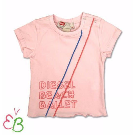 DIESEL Girls Short Sleeve Tee
