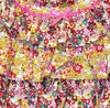 OILILY Spring/Summer Girls Floral Tiered Dress