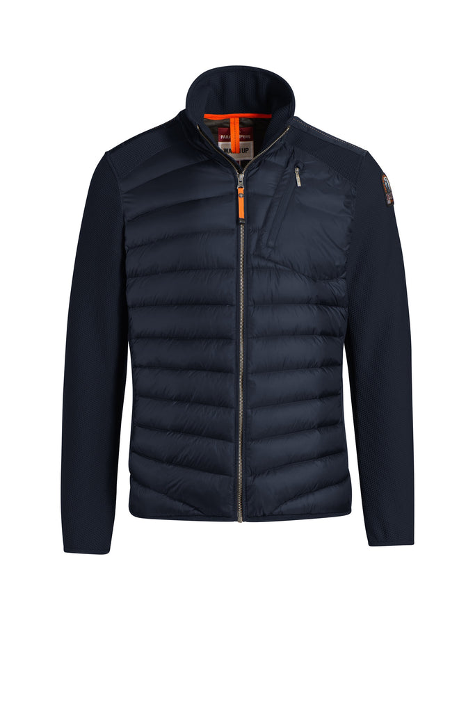 Parajumpers Mens Light weight jacket in Blue