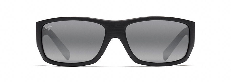 Maui Jim Wassup Sunglasses in Black with Neutral Grey Lens