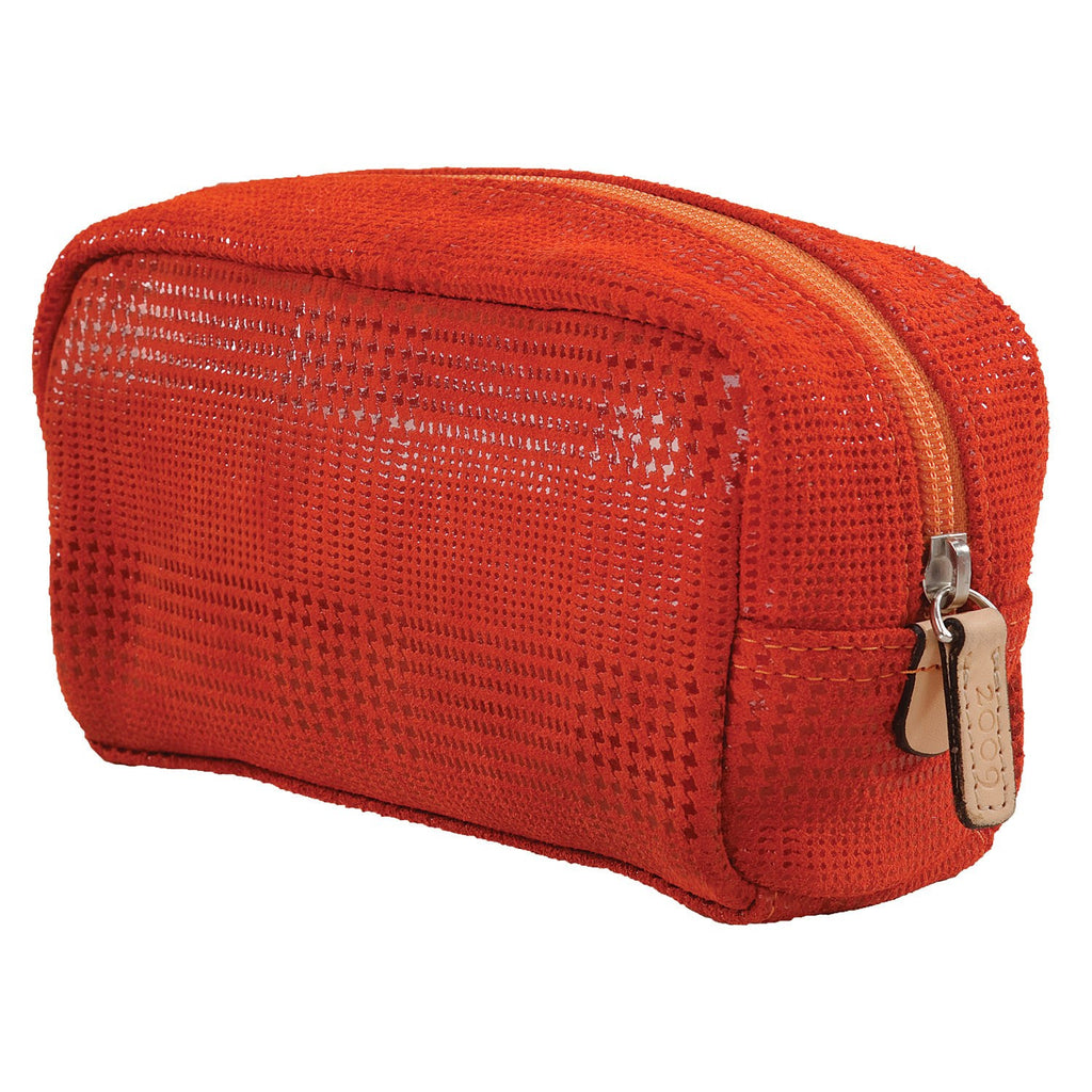 Moore & Giles Lucy Houndstooth Makeup Bag - Saratoga Saddlery