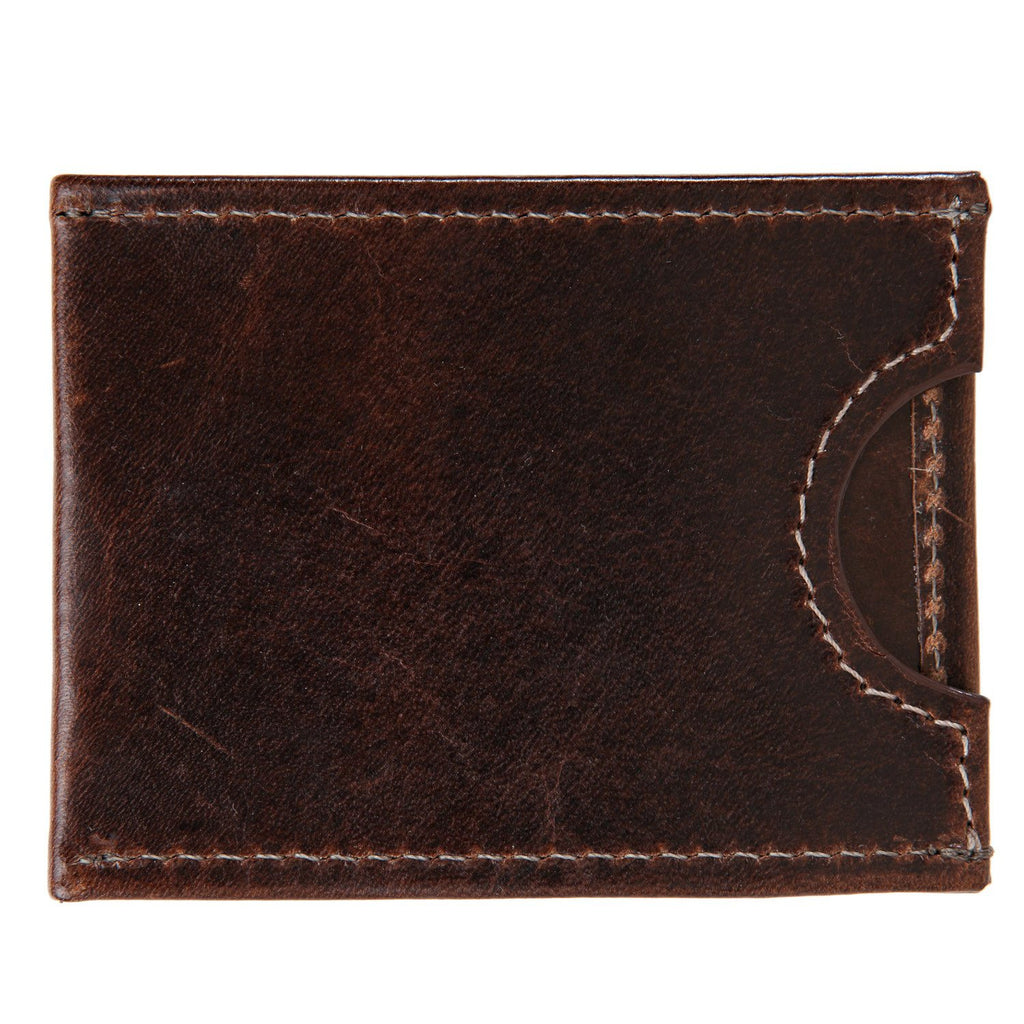 Moore & Giles Money Clip Wallet Brompton - Saratoga Saddlery