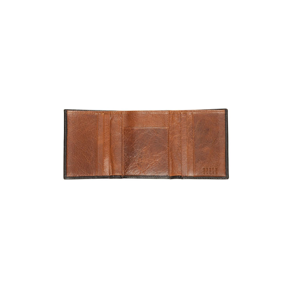 Moore & Giles Tri-Fold Wallet