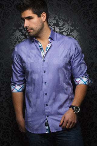 Au Noir Biagio SS Cotton Shirt