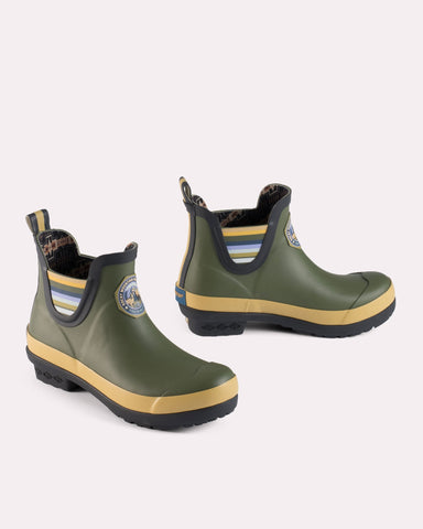 Pendleton National Park Tall Rain Boot in Olympic Grey