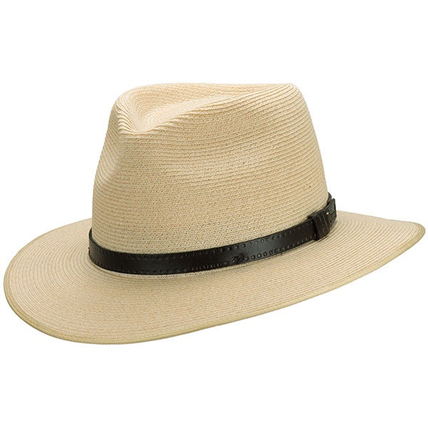 Akubra Balmoral Hat Classic Men's & stylish Women's Panama Style Hat Made in Australia - Saratoga Saddlery & International Boutiques