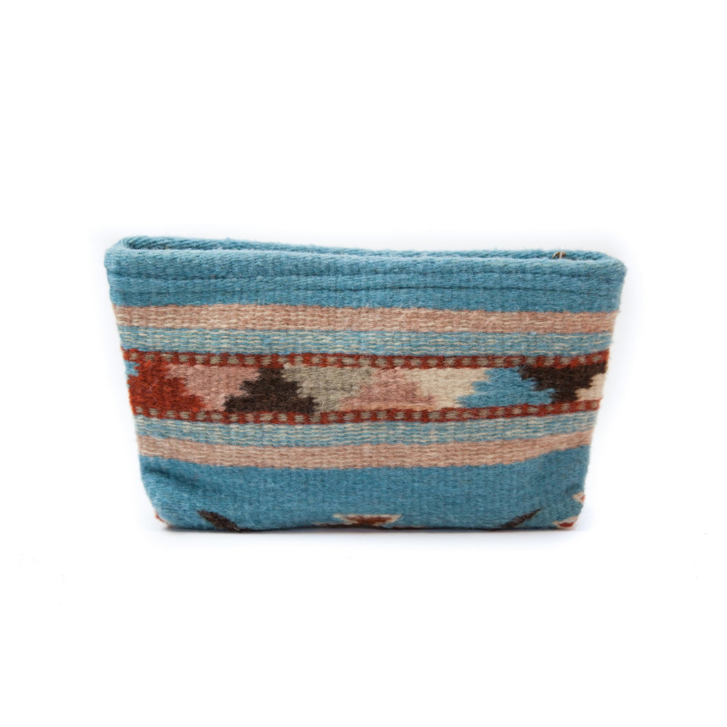 MZ Fair Trade Textiles Wool Clutch In Different Styles - Saratoga Saddlery & International Boutiques