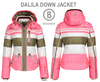 Bogner Women's Dalila Down Jacket in Pink - ON SALE Bogner 55% Off - Saratoga Saddlery & International Boutiques