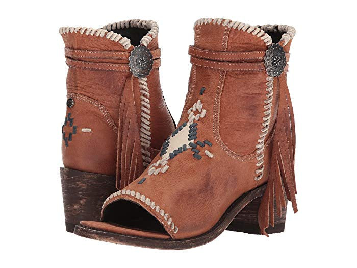 Old Gringo Tuskegee Boot DDBL025-2
