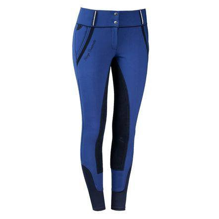 Horze Celine Women's Crystal Breeches - Saratoga Saddlery & International Boutiques