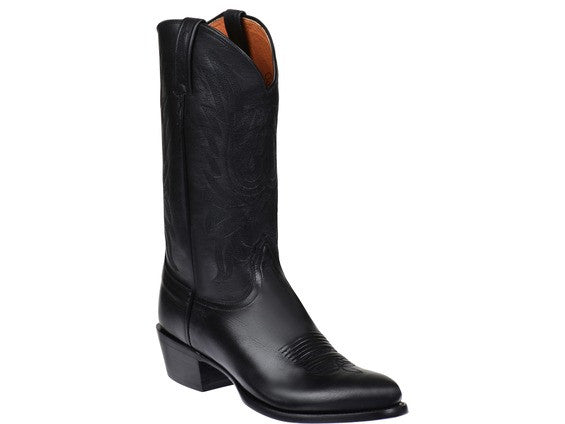 Lucchese Men's Carson Lonestar Boot M1020 - Black