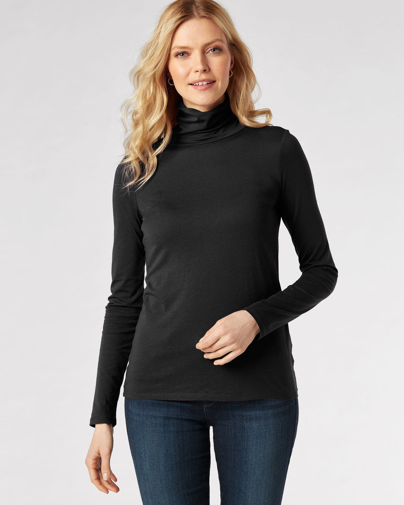Pendleton Long Sleeve Turtleneck - Saratoga Saddlery & International Boutiques