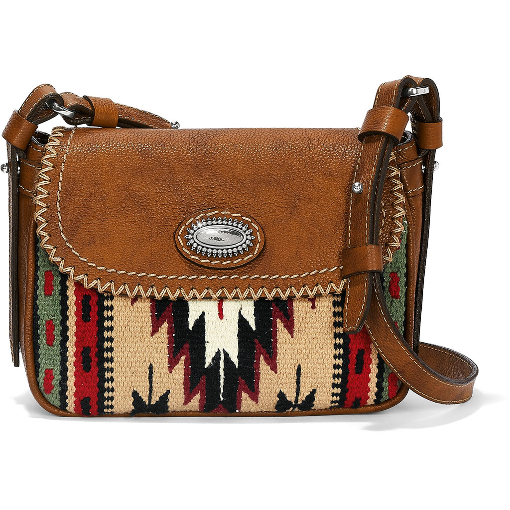 Brighton Colton Flap Cross Body Handbag H43358 From the Brighton Telluride Collection - Saratoga Saddlery & International Boutiques