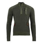Alps & Meters Alpine Guide Men's Sweater Hunter - Saratoga Saddlery & International Boutiques