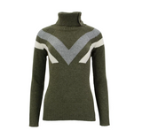 Alps & Meters Women's Ski Race Knit Sweater - Saratoga Saddlery & International Boutiques