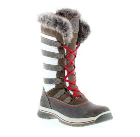 Santana Canada Maximo Women's Suede Black Winter Boot ON SALE NOW!