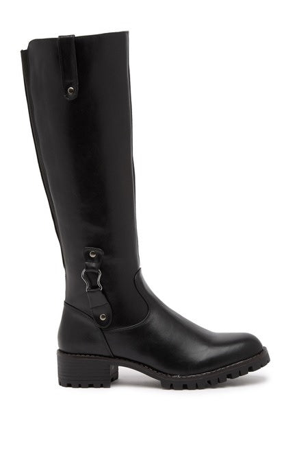 Santana Canada Aquatherm Betty Boot Black - Saratoga Saddlery & International Boutiques