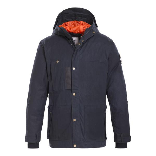 Alps & Meters Men's Patrol Parka Navy - Saratoga Saddlery & International Boutiques