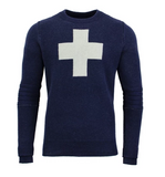 Alps & Meters Ski Race Knit Patrol Sweater ON SALE NOW! - Saratoga Saddlery & International Boutiques