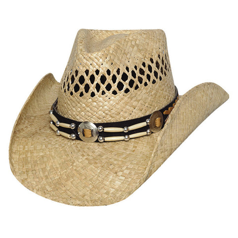 Outback Survival Gear - Rancher Buffalo Hat in Black