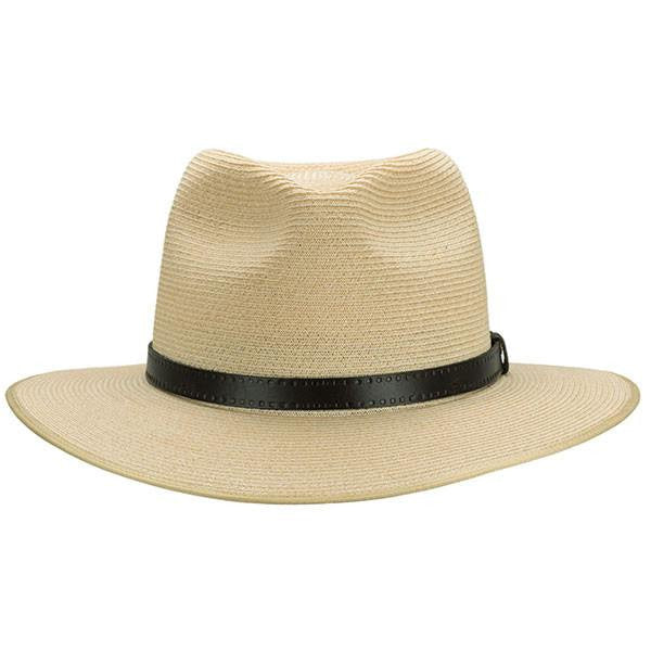 ba08a231037 Akubra Hemp Balmoral Hat in Natural – Saratoga Saddlery ...