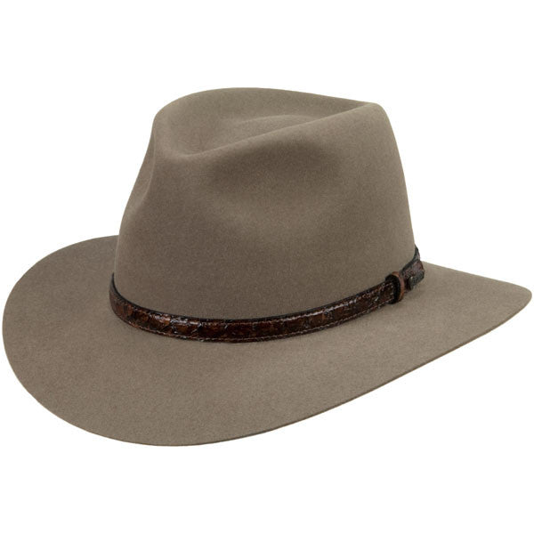 Akubra Banjo Paterson Hat - Saratoga Saddlery & International Boutiques