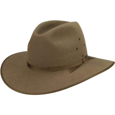 Outback Survival Gear Wellington Breeze Goat Hat H8202 Stone