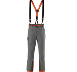 Alps & Meters Men's Alpine Winter Trouser Ski Pant Charcoal