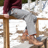 Alps & Meters Men's Alpine Winter Trouser Ski Pant Charcoal ON SALE! - Saratoga Saddlery & International Boutiques