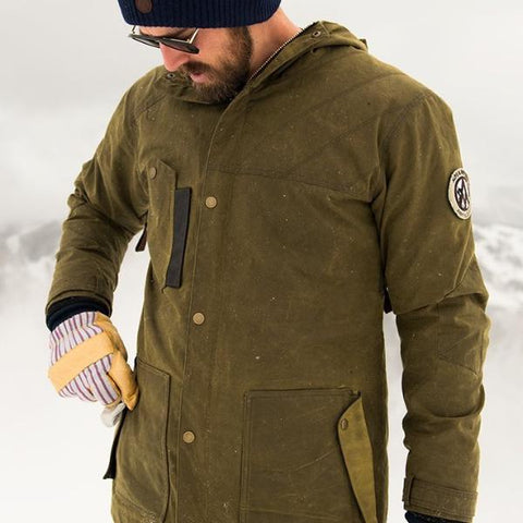 M. Miller Avery Insulated Soft Shell Jacket - ONE LEFT!