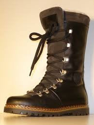 Ammann Malix Boot in Brown Leather