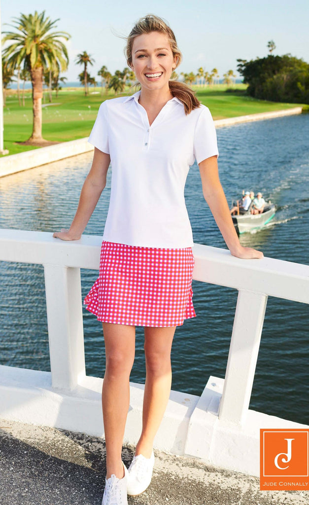 Jude Connally skort with front pockets