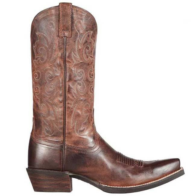 Ariat Alabama Boots in Sassy Brown - Saratoga Saddlery