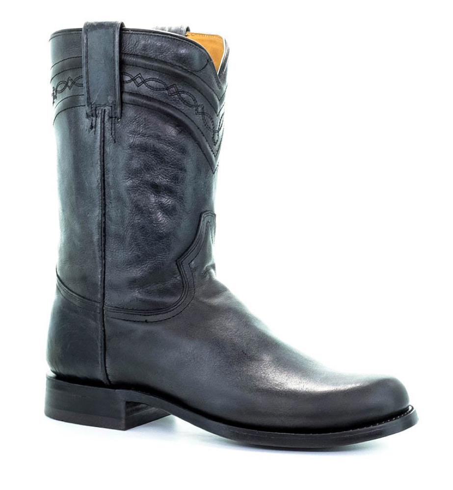 Corral Mens Versatile Cowboy Boot in Black A3480 - Saratoga Saddlery & International Boutiques