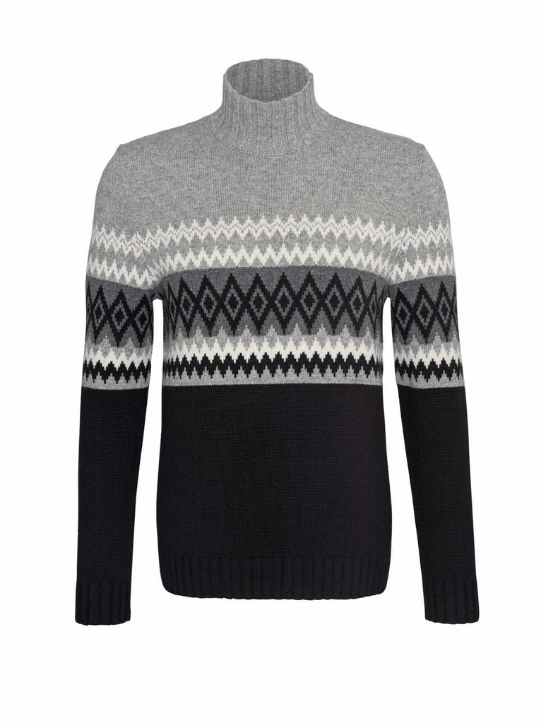 Bogner Men's Iven Cashmere Blend Sweater ON SALE! - Saratoga Saddlery & International Boutiques