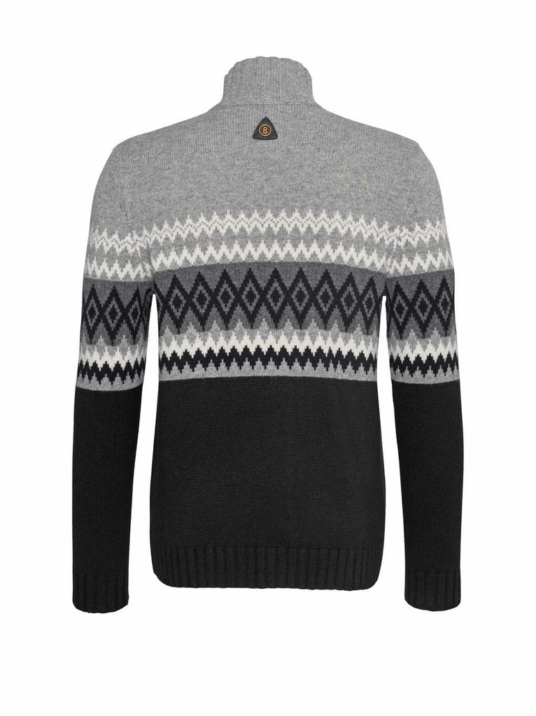 Bogner Men's Iven Cashmere Blend Sweater 40% OFF ON SALE! - Saratoga Saddlery & International Boutiques