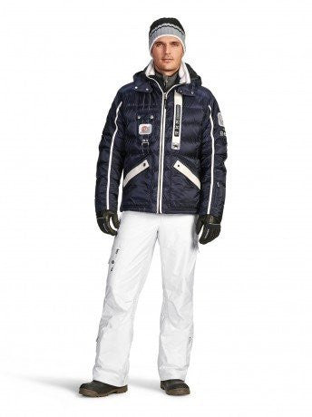 Bogner Men's Pian Down Jacket in Navy Great Deal