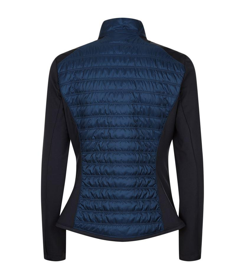 Bogner Sport Women's Kirsty Jacket in Navy Blue