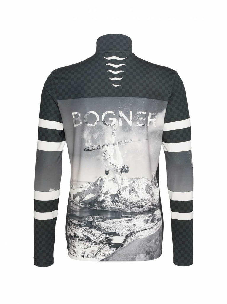 Bogner Sport - Men's First Layer Verti in Black - Saratoga Saddlery & International Boutiques