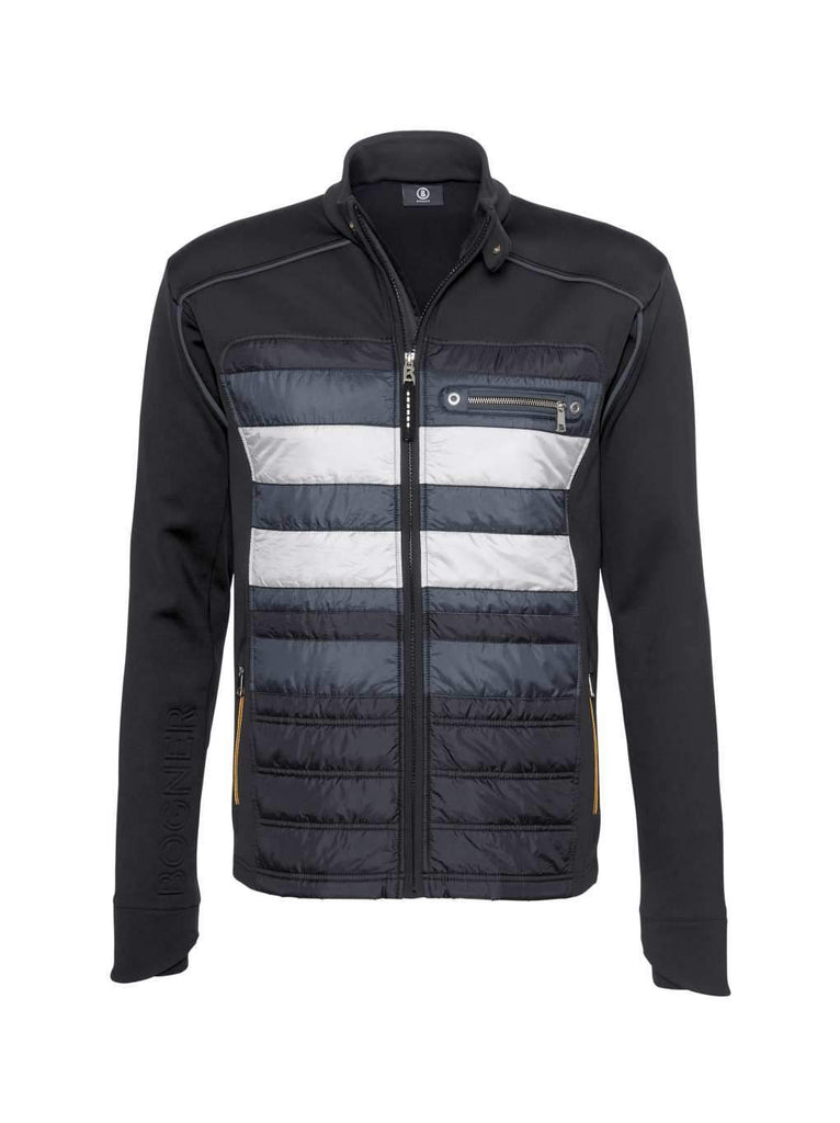 Bogner Sport - Men's Softshell Maddox Jacket in Black - ON SALE!