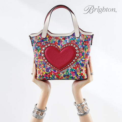 Brighton Love Handbag Simply Charming Organizer  H3742M