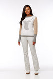 M. Miller Cashmere Crew Neck Sweater SOOO SOFT AND COZY!! 50% OFF ON SALE! - Saratoga Saddlery & International Boutiques