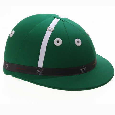 Charles Owen Polo Palermo Bottle Green Helmet - FREE SHIPPING!