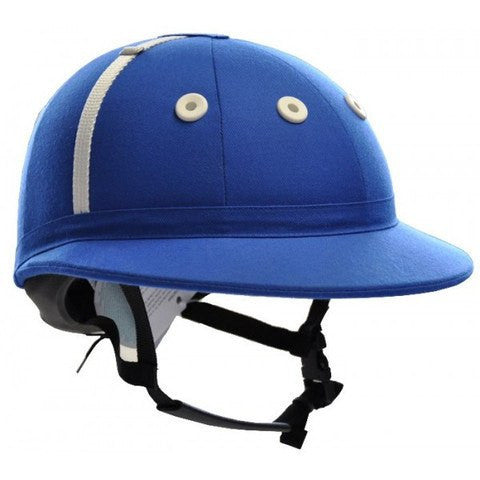 Charles Owen Polo Palermo Royal Helmet - FREE SHIPPING!