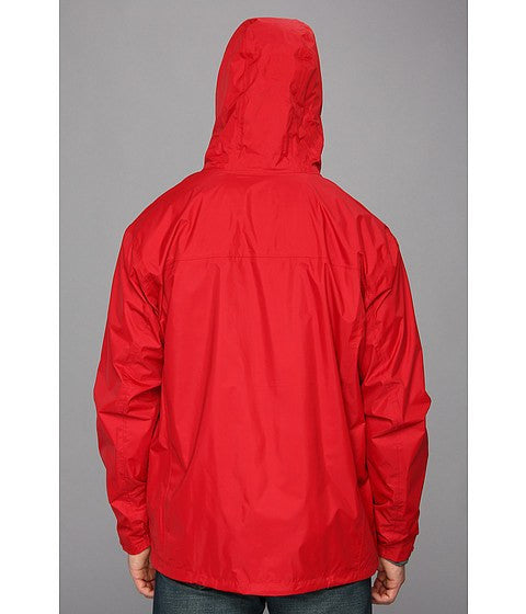 Columbia Men's Watertight II Rain Jacket Red Saratoga Saddlery