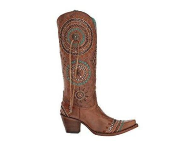 Corral Women's Gricelda Boot in Honey A3524