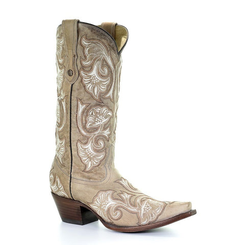 Corral Wedding Collection Women's Madeline Boot - A3604