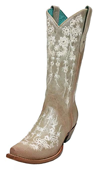 corral boots with swarovski crystals