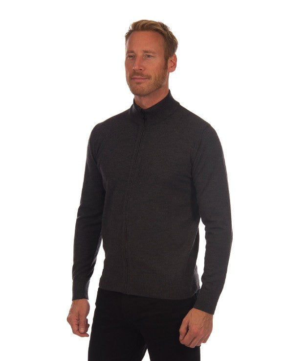 Dale of Norway Men's Olav Sweater Dark Grey - Saratoga Saddlery