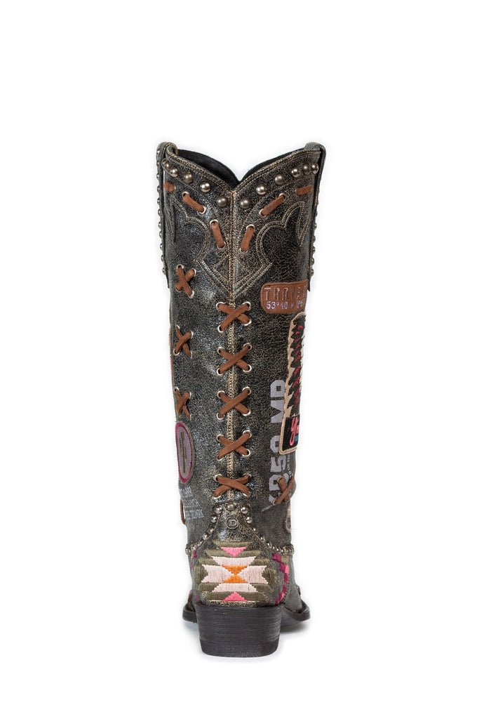 Double D Ranch By Old Gringo Escalante Boot DDL044-2 - Saratoga Saddlery & International Boutiques